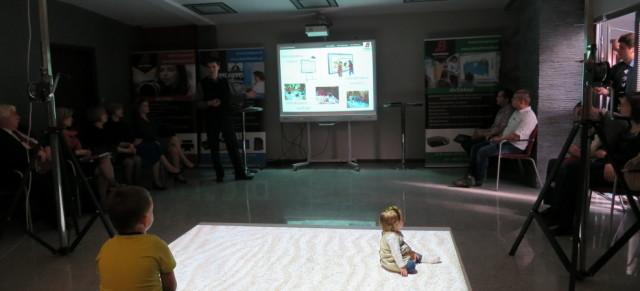 """""""Nauka przez zabawę"""" – prezentacja dla edukacji"""