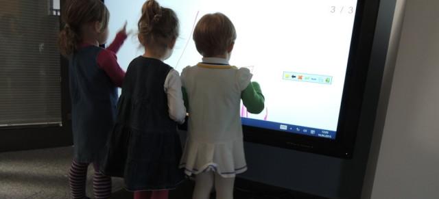 Tablica interaktywna czy monitor?