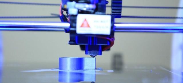 Pokaz drukarki 3D w ZSZ nr 2 w Białej Podlaskiej