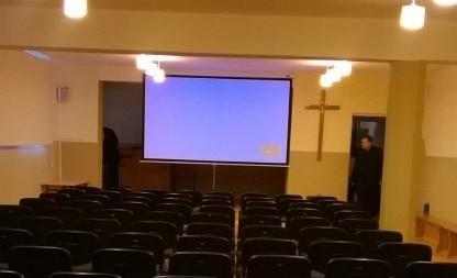 Montaże w kościołach