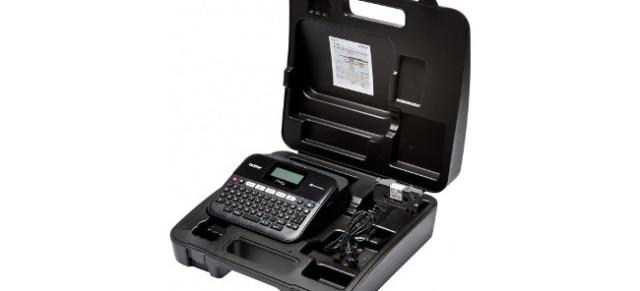 Drukarka etykiet dla biur Brother: P-touch D450VP