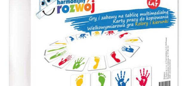 """""""Harmonijny rozwój"""" – nowość w edukacji dzieci w wieku 5-7 lat"""