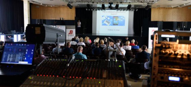 I bialskie Targi dla Edukacji 2017- JB multimedia