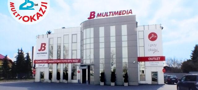 Jubileusz 25-lecia JB Multimedia